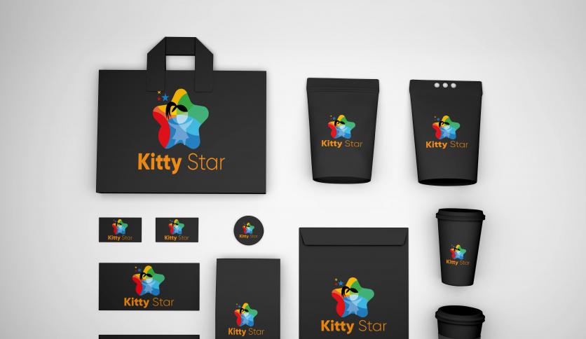 Kitty Star Logo