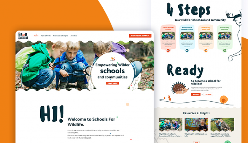 Schools for Wildlife