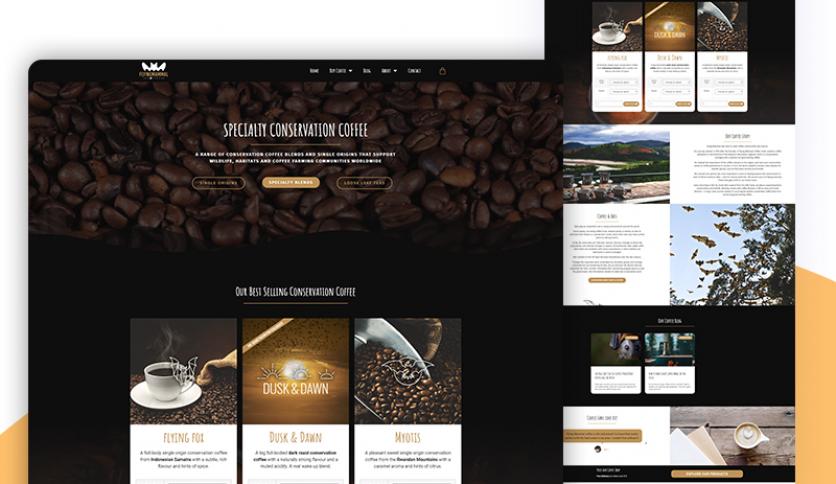 Flying Mammal Coffee